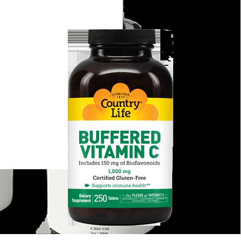 Buffered Vitamin C with Bioflavinoids 1000mg