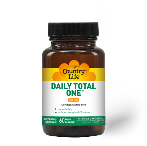 Daily Total One® Iron Free