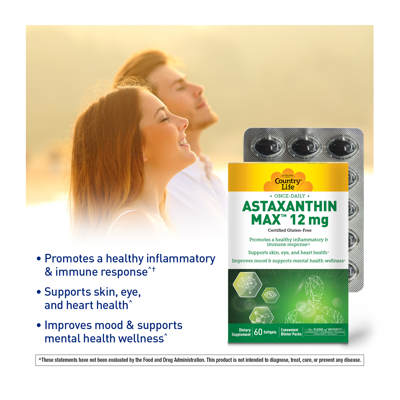 Astaxanthin Max™